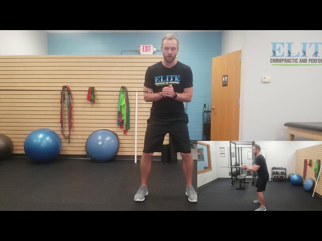 Anti-Rotation Exercise for the Golf Swing | Pallof Press with Rotation | Chesterfield Chiropractor