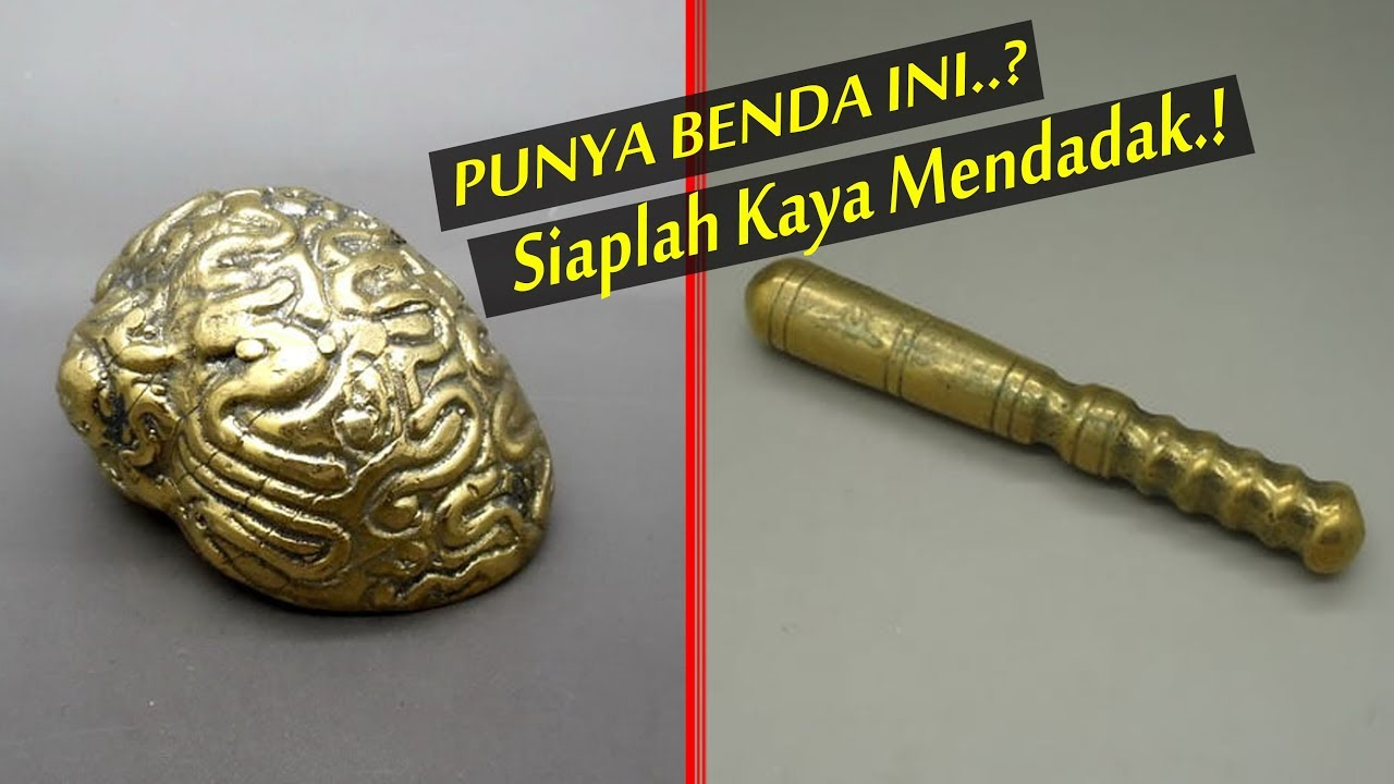 Download 5 BENDA PUSAKA TERMAHAL DI INDONESIA
