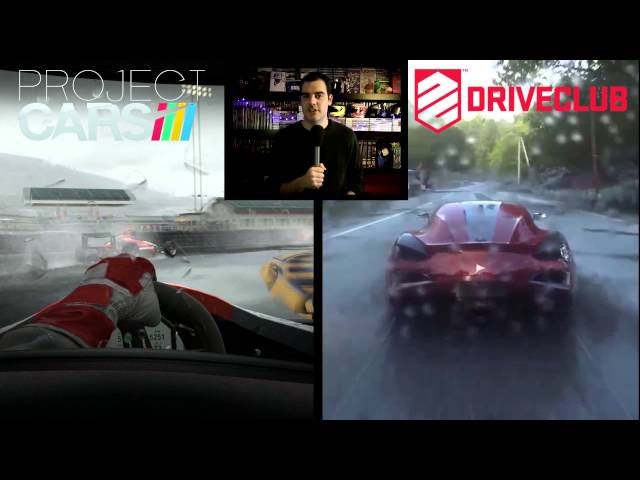 Project Cars Vs Driveclub Chat
