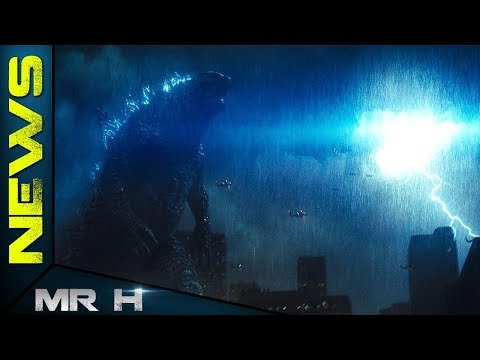 Godzilla Teams Up With Mothra In NEW Image Godzilla King Of The Monsters