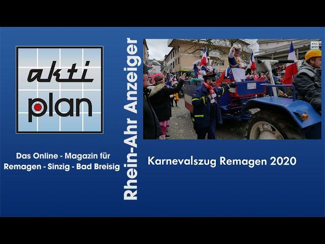 Karnevalszug Remagen 2020