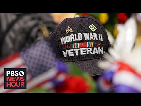 What The Dept. Of Veterans Affairs Is Doing To Expand Care And Reduce Veteran Suicides