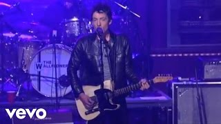 The Wallflowers - Love Is A Country (Live on Letterman)