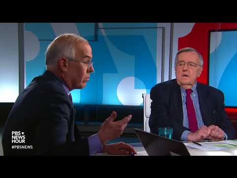 Shields and Brooks on John Bolton's worldview, Trump's shifting legal team