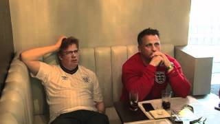 Re-live the highs and lows of England v France with Goughie and Durham