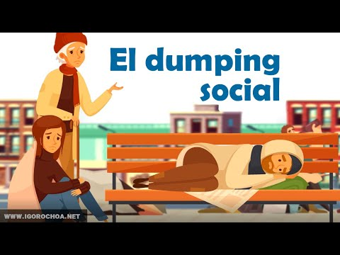 Qué es el dumping social