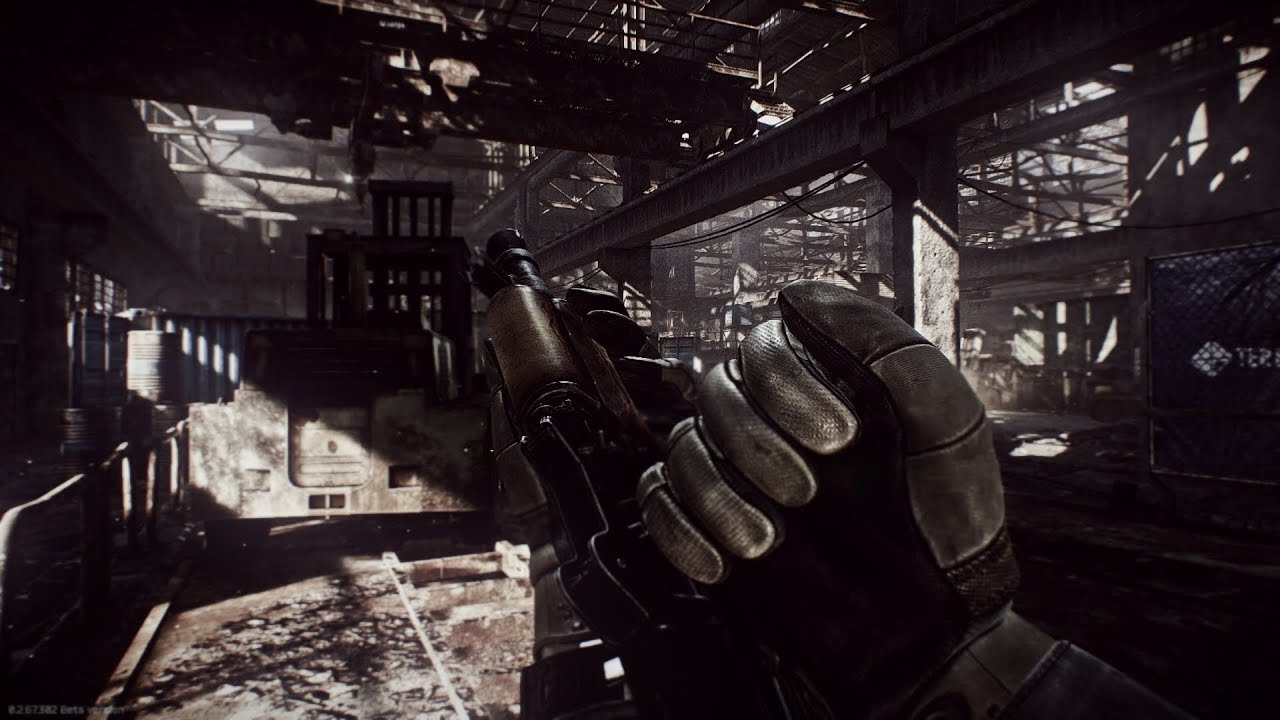 Bleak and Cinematic ReShade (WIP) | Escape from Tarkov | Get Gud or Get  Shotgun?