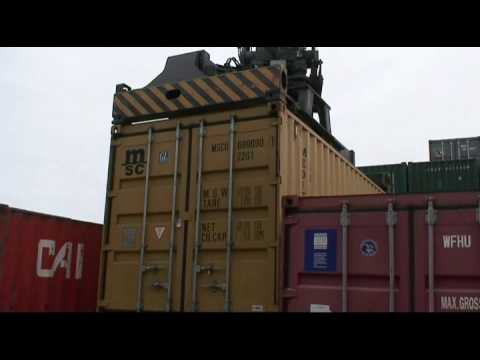 Ch 02a - South Africa - Cape Town Port