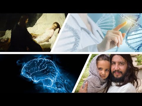 Jesus Raising the Dead Is Amazing Medical Science