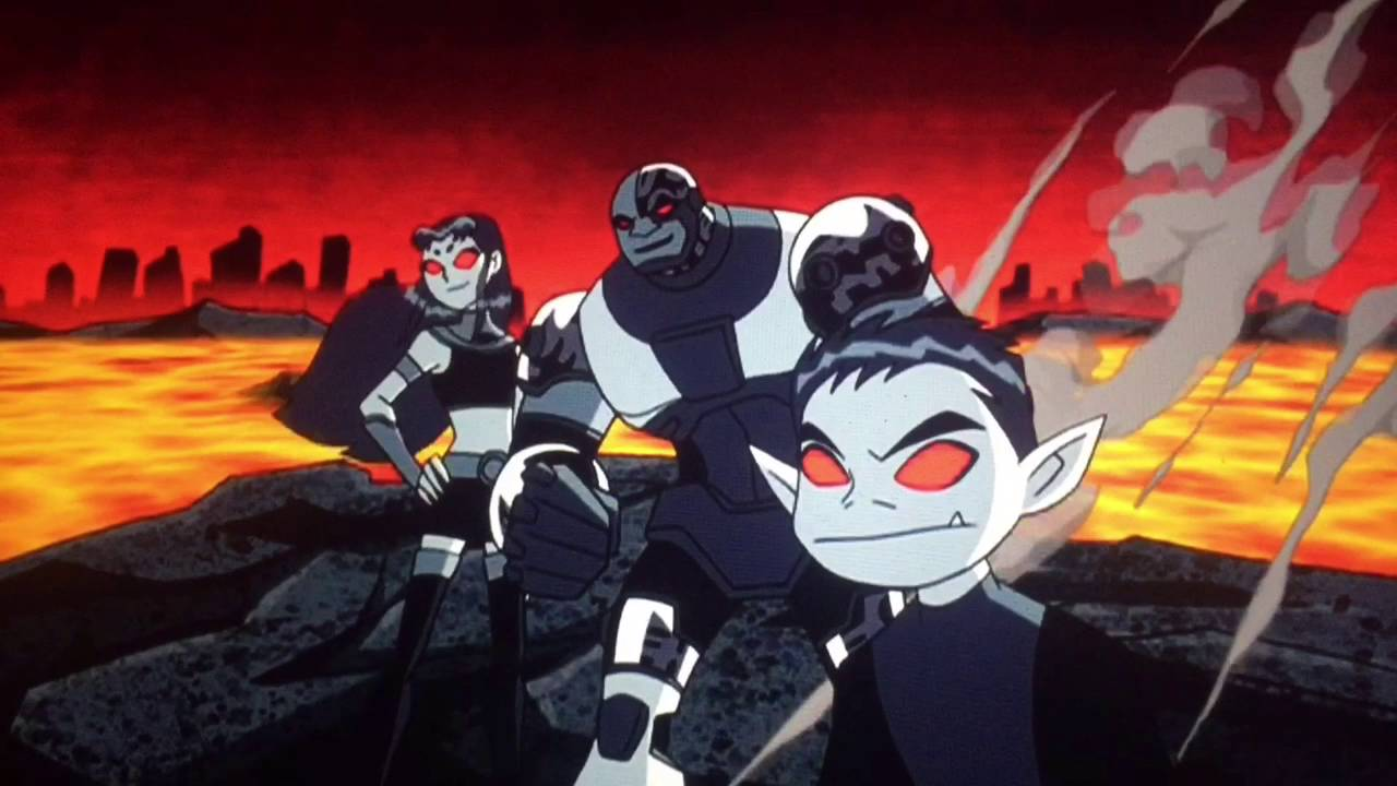 Teen Titans The End Part 2 - Youtube-5045