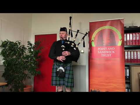 A TUNE AHEAD OF THE P/M DONALD MACLEOD MEMORIAL COMPETITION