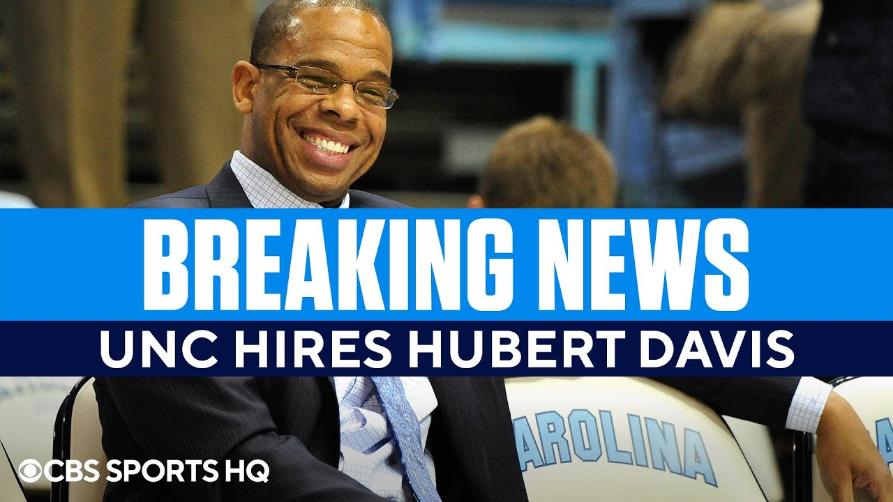 UNC to hire Hubert Davis as its next basketball coach
