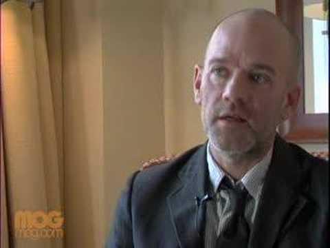 R.E.M's Michael Stipe Talk about Jacknife Lee & U2 (clip 3)