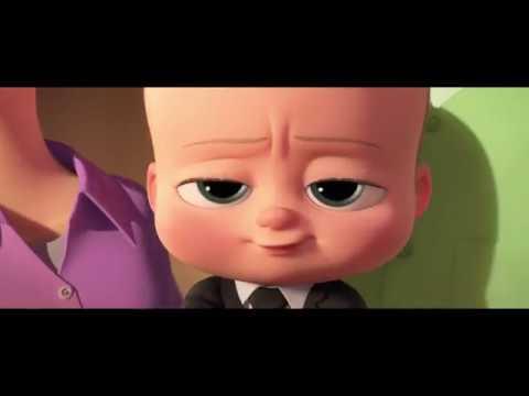 キュートな赤ちゃんの登場だ!映画『ボス・ベイビー』予告編