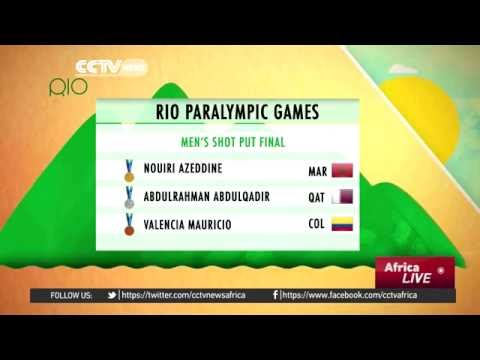 Rio Paralympics: Nigeria, Morocco win gold as Tunisia leads African medal tally