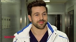 Nachtschwestern Interview | Nassim Avat als Karim Asfari - ab 30.04.