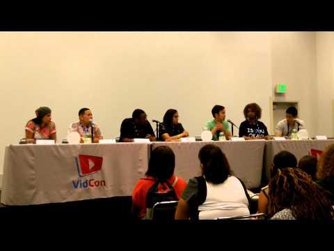 Diversity on YouTube - VidCon 2014