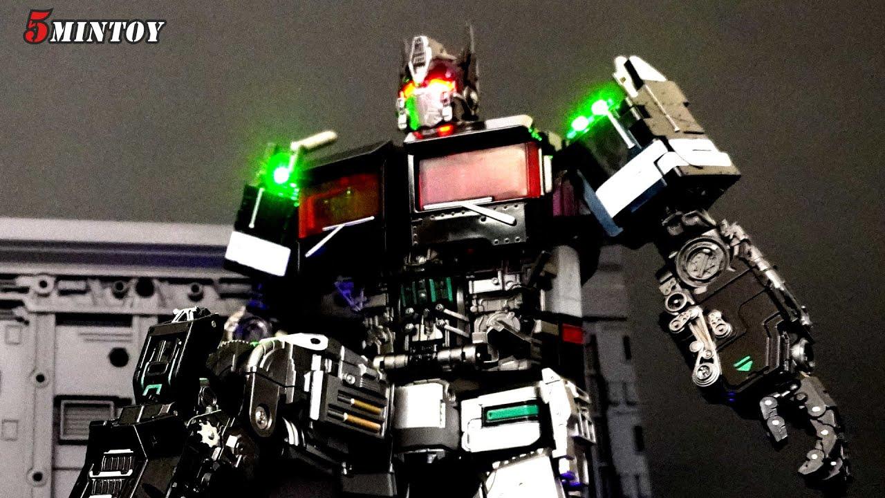 Don'tMessWithMe! Transformer Optimus Prime Cybertron Aoyi Mech BMB Oversize LS13B 別惹我 柯博文 報應至尊 變形金剛