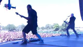 Devin Townsend Project @ Hellfest 2017 (full set)