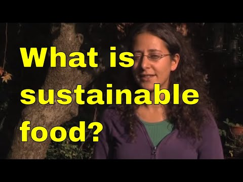 #Permaculture #Agroforestry & #Organic local food - The future of British Agriculture