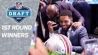 1st Round Winners in the 2017 NFL Draft | Path to the Draft | NFL Network