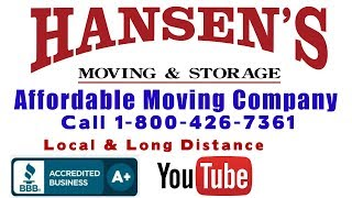 Affordable Long Distance Movers Healdsburg-Number One Long Dis…