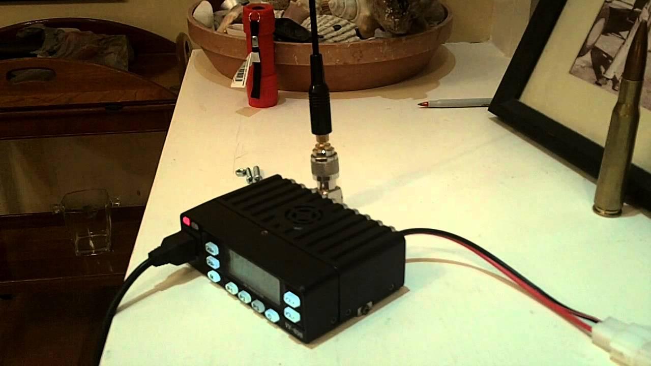 QSO on 2m using Leixen VV-898 | worduser01