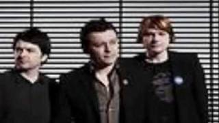 "Manic Street Preachers covering Rihanna's song ""Umbrella"" taken fro..."