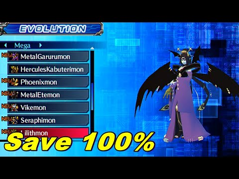 Digimon World Re:Digitize 100% Full English Patch All