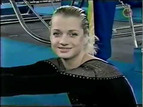 2001 Goodwill Games - Men's Pommel Horse & Women's Floor Exercise Final Gymnastics