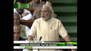 modi s hillarious i agree its not mine but all ur work jibe on cong in parliament