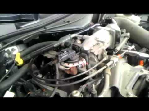 Throttle Body cleaning on a 2004 Mercury Grand Marquis GS (and other