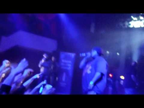 M.O.P. (Mash Out Posse) @ Cinemas / Sloga, Sarajevo, 6.3.2011. - prvi dio