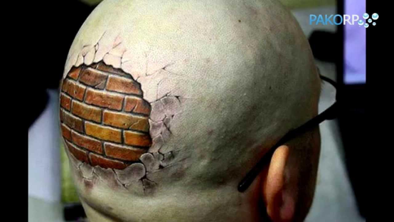 19 Tatuajes En 3D Fantasticos - YouTube