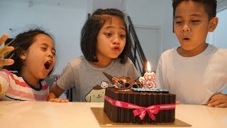 Video Ayya's ​​TheRempongsHD birthday cake !! Happy Birthday 9th Birthday! download MP3, 3GP, MP4, WEBM, AVI, FLV September 2018