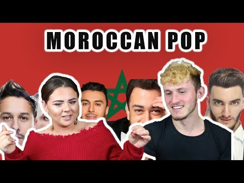 REACTING TO #MOROCCAN MUSIC| Saad Lamjarred, Zouhair Bahaoui +more|