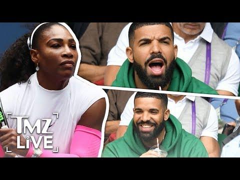 Drake Spying On His Ex?!   TMZ Live