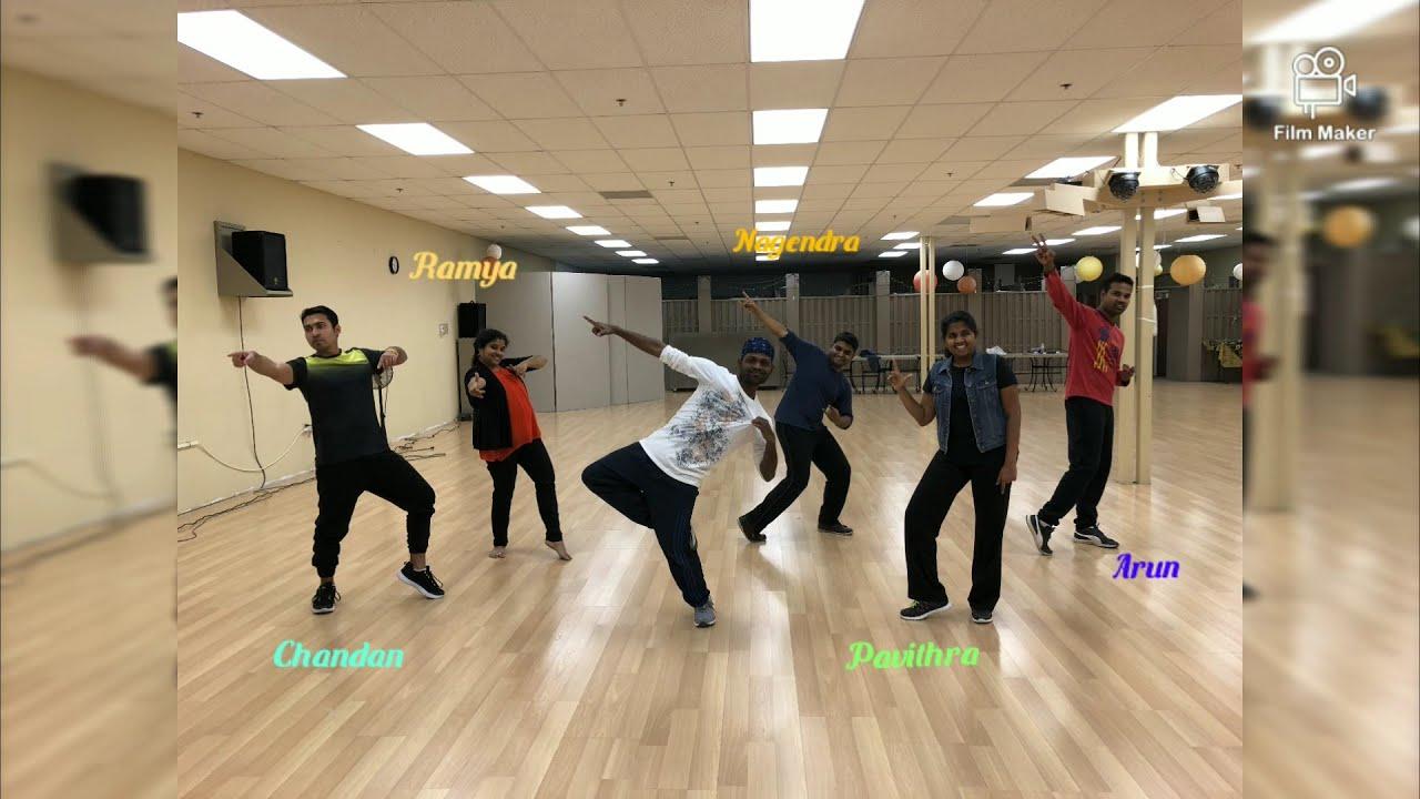 Macho | Mersal | Dance Cover | Vibrantz Dance Crew | Choreographed by Singaram