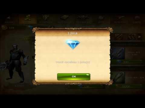Tutorial Ganhando Joias No Dungeon Hunter 4 E Qualquer Jogo Da Gameloft