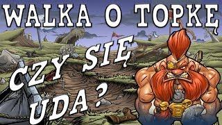 ZACZYNA SiĘ WALKA O TOPKĘ! - SHAKES AND FIDGET #122