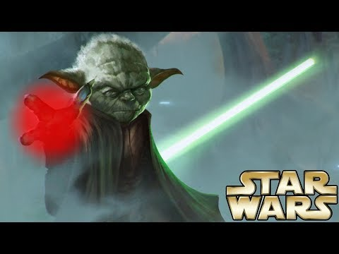 Yoda's Force Ability That Could Destroy Armies - Star Wars Explained