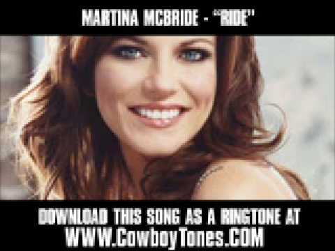 Martina McBride - Ride [ Music Video + Lyrics + Download ]