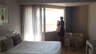 Sinbad Club 4 Хургада Обзор отеля территории номеров и пляжа Октябрь 2021