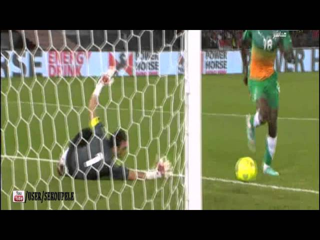 Egypte vs Ivory Coast 2-4 Highlights 14/01/2013 Travel Video