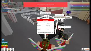 | RGT| Roblox Got Talent, Banned for NO Reason
