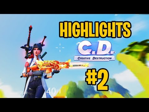 Creative Destruction Highlights #2