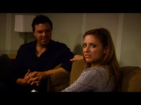 Lovin' Lakin  Part 10: Lakin Finds her Voice with Seth MacFarlane