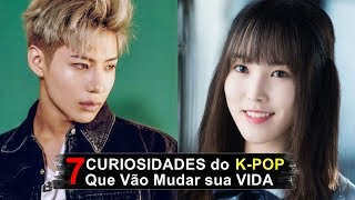 7 FATOS do K-POP que Vão Mudar a sua Vida... Ou Não #10