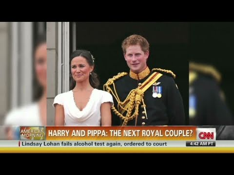 CNN: Are Pippa And Harry Dating?