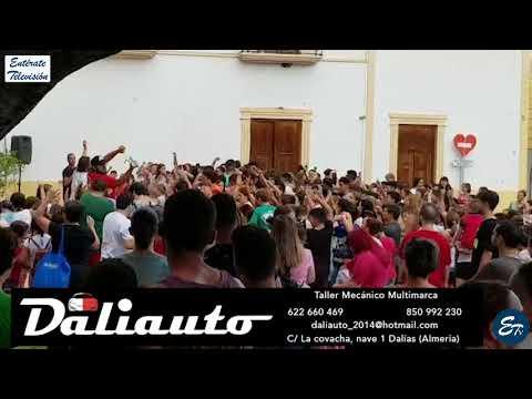 Holi Party para los más pequeños en las Fiestas de Dalías